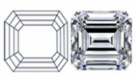 Asscher Diamond Cut